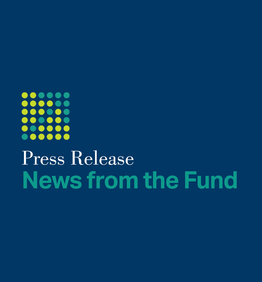 Press Release from the Fund