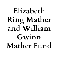 Elizabeth Ring Mather and William Gwinn Mather Fund