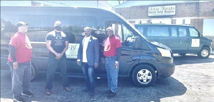 These Cleveland Church Vans Will Drive You to Work